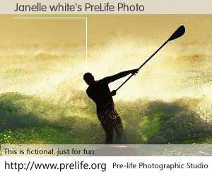 Janelle white's PreLife Photo