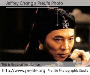Jeffrey Chang's PreLife Photo