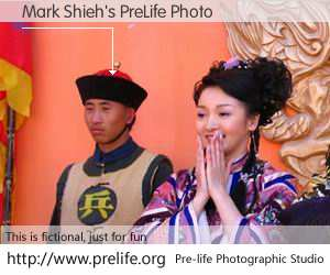 Mark Shieh's PreLife Photo