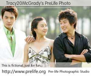 Tracy20McGrady's PreLife Photo