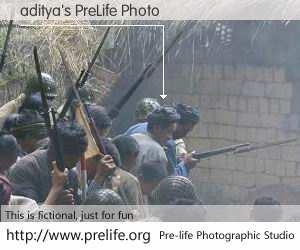 aditya's PreLife Photo