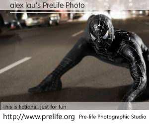 alex lau's PreLife Photo