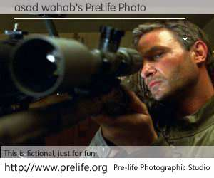 asad wahab's PreLife Photo