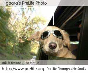 gaara's PreLife Photo