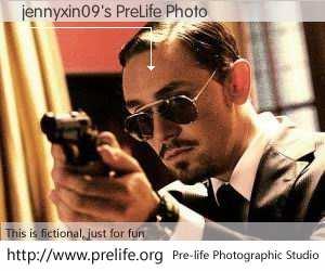 jennyxin09's PreLife Photo