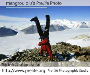 mengrou qiu's PreLife Photo