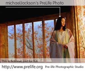 michaelJackson's PreLife Photo