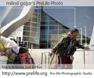 milind gajjar's PreLife Photo