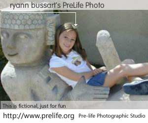 ryann bussart's PreLife Photo