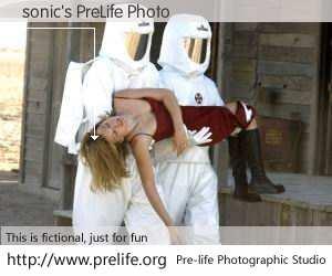 sonic's PreLife Photo