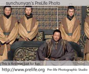 sunchunyan's PreLife Photo