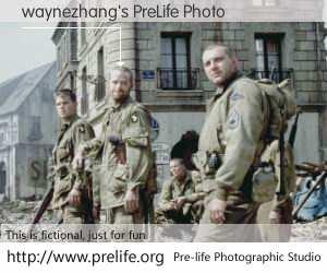 waynezhang's PreLife Photo