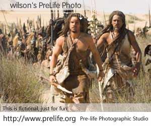 wilson's PreLife Photo