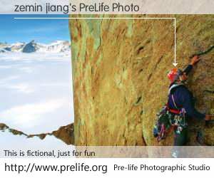 zemin jiang's PreLife Photo
