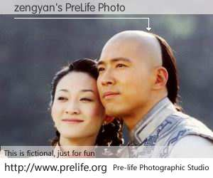 zengyan's PreLife Photo