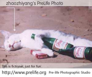 zhaozhiyang's PreLife Photo