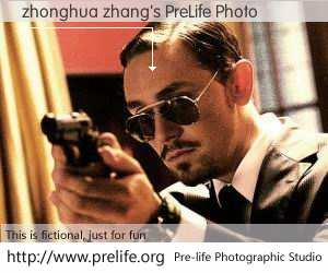 zhonghua zhang's PreLife Photo