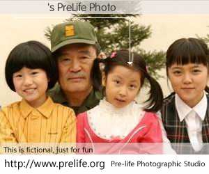 洛's PreLife Photo