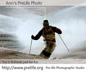 Ann's PreLife Photo