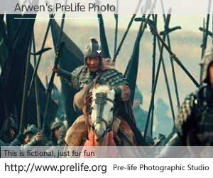 Arwen's PreLife Photo