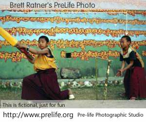 Brett Ratner's PreLife Photo