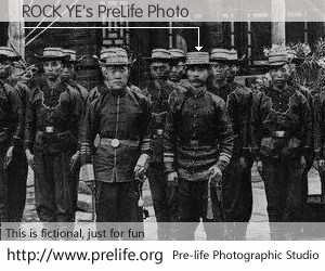 ROCK YE's PreLife Photo