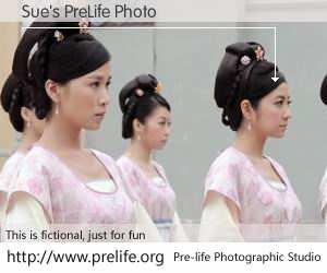 Sue's PreLife Photo