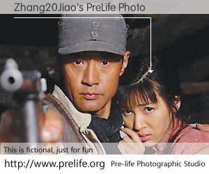 Zhang20Jiao's PreLife Photo