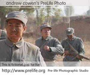 andrew cowen's PreLife Photo