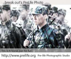 break out's PreLife Photo