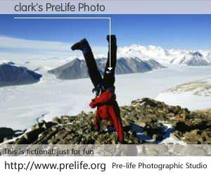 clark's PreLife Photo