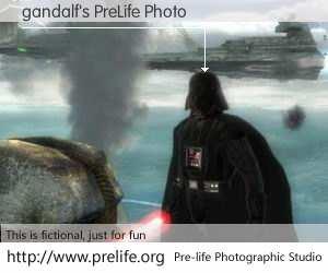 gandalf's PreLife Photo