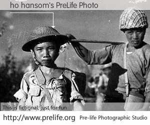 ho hansom's PreLife Photo