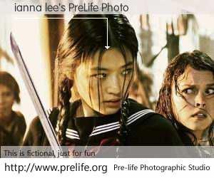 ianna lee's PreLife Photo