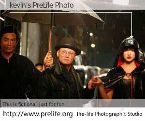 kevin's PreLife Photo