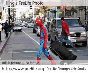 lijing's PreLife Photo