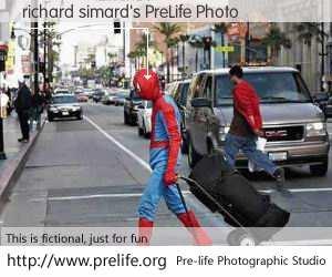 richard simard's PreLife Photo