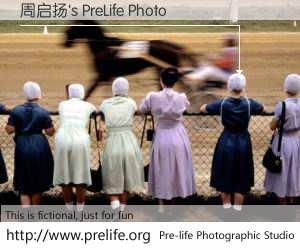 周启扬's PreLife Photo