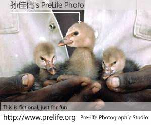 孙佳倩's PreLife Photo