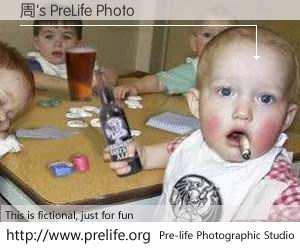 周's PreLife Photo
