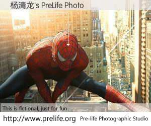 杨清龙's PreLife Photo