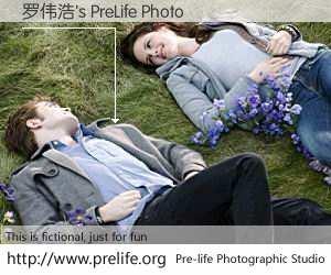 罗伟浩's PreLife Photo