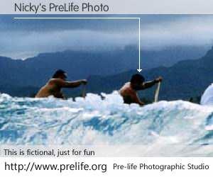 Nicky's PreLife Photo