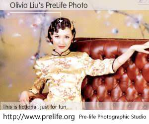 Olivia Liu's PreLife Photo