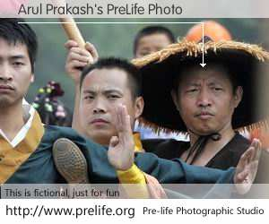 Arul Prakash's PreLife Photo
