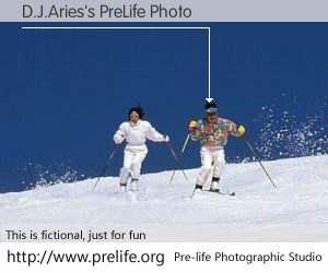 D.J.Aries's PreLife Photo