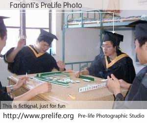 Farianti's PreLife Photo