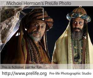 Michael Herman's PreLife Photo