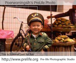 Poerwaningsih's PreLife Photo