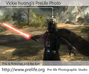 Vickie huang's PreLife Photo